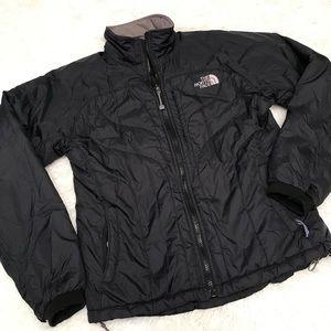 The North Face Black Primaloft  puffer Jacket